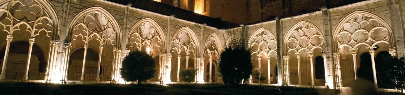 Ruta del Cister - Monestir