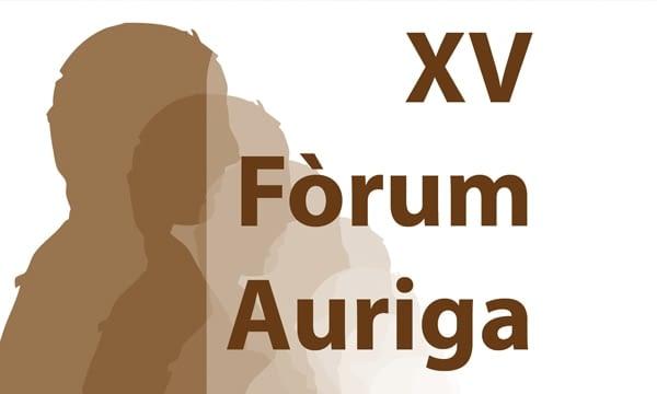 XV FÓRUM AURIGA
