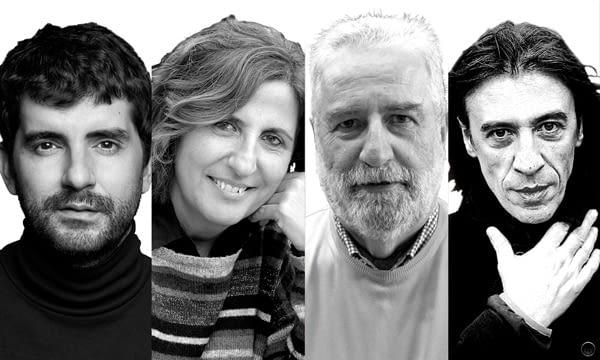 Presentació-tertúlia amb: Rafel Nadal, Marc Artigau, Sílvia Soler i Gerard Quintana
