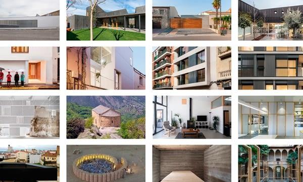 5a Mostra d'Arquitectura de les Terres de Lleida i  5è Premi Ignasi Miquel