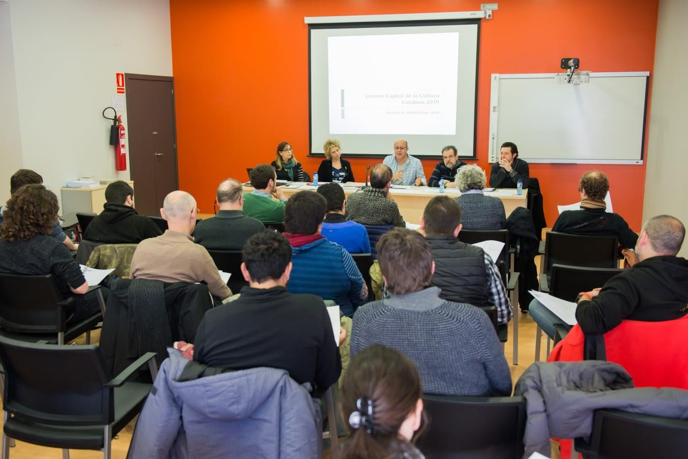 Les entitats de Cervera han presentat més de quaranta projectes per la Capitalitat Cultural de Cervera