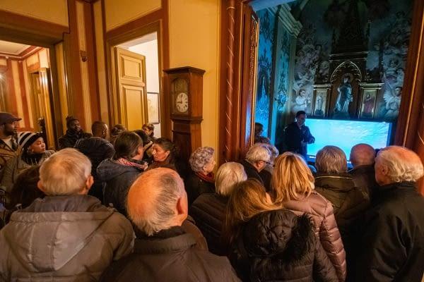 Xavier Marrades presenta 'Memòries en trànsit',  el 5è Diàleg amb el Patrimoni de Cervera Capital de la Cultura