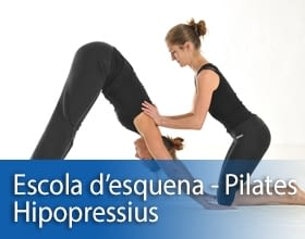 Escola d'esquena - Pilates - Hipopressius