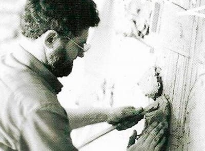 Enric Orobitg. Artista taller 1