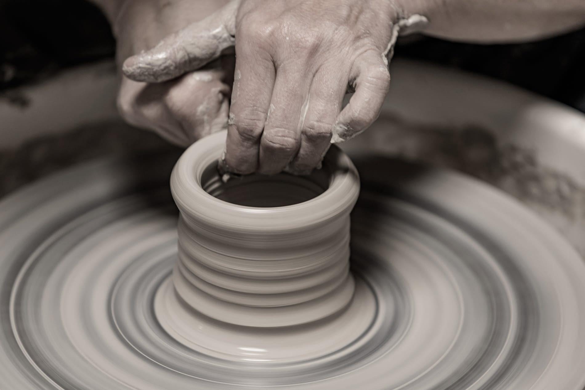 Ceràmica taller obert