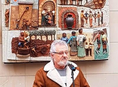 Enric Orobitg. Artista taller 5