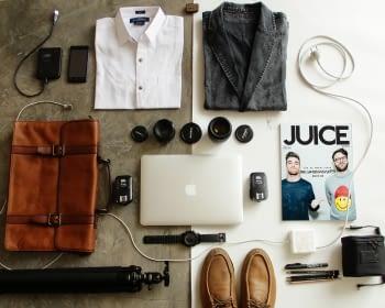 Coses imprescindibles per a portar en un viatje
