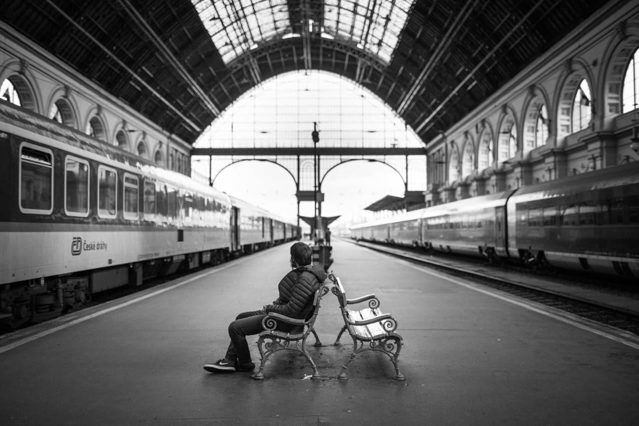 Viatges amb tren