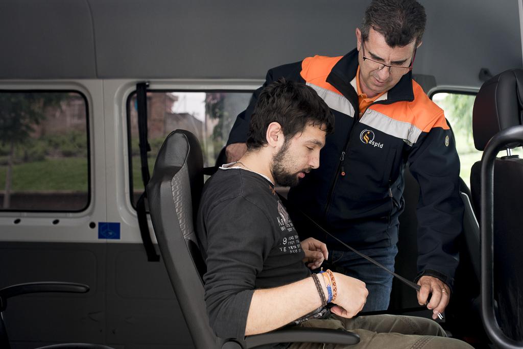 Oberta la convocatòria d'Ajuts destinats al transport adaptat a la ciutat de Lleida.