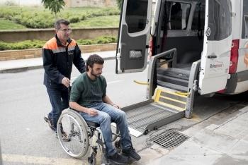 Nueva convocatoria 2020 de ayudas al transporte adaptado de la comarca del Segria