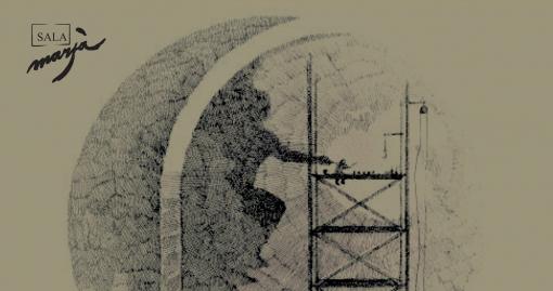 """Inauguració de la nova exposició de l'artista targarí Josep Minguell: """"Crònica d'un pintor de frescos. Tàrrega - Florència"""""""