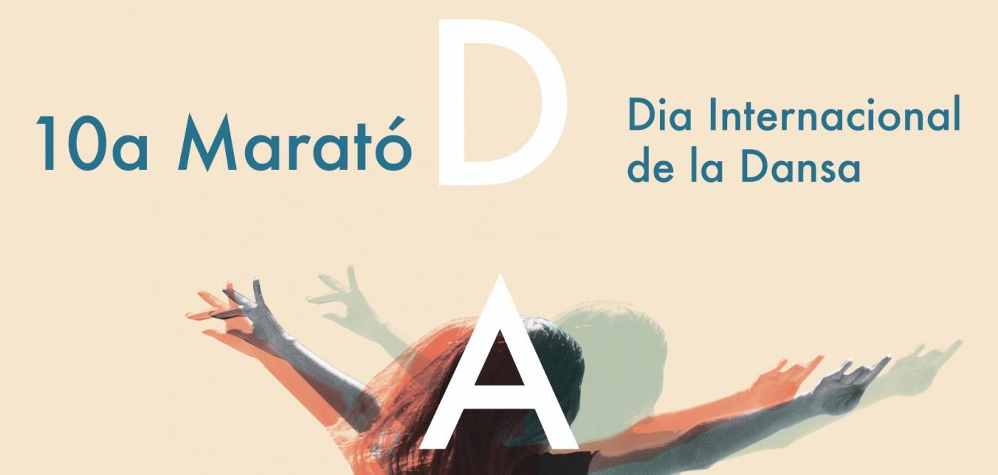Arriba la 10a Marató de Dansa pel Dia Internacional de la Dansa