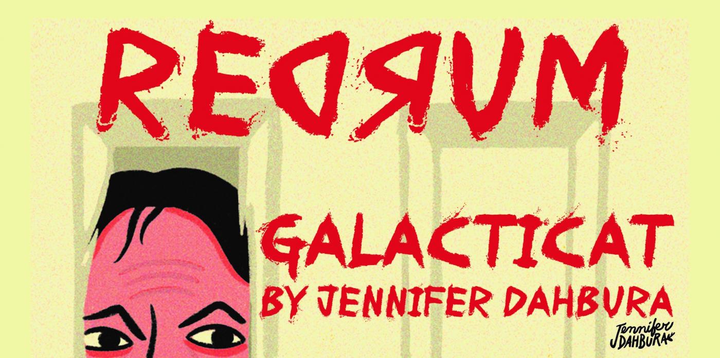 Una exposició al Museu en el marc del Galacticat interpreta l'obra d'Stephen King
