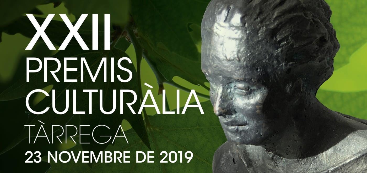 XXII PREMIS CULTURÀLIA 2019