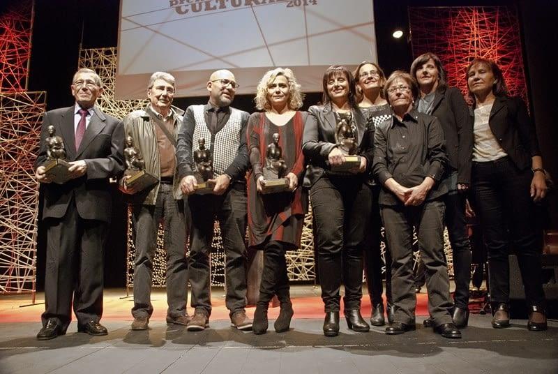 La Nit dels XVII Premis Culturàlia 2014