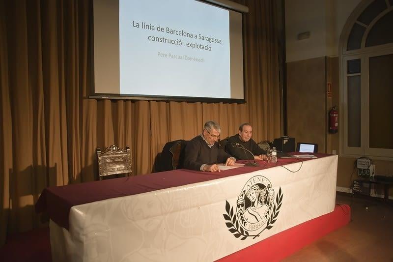Conferència del mes de Desembre