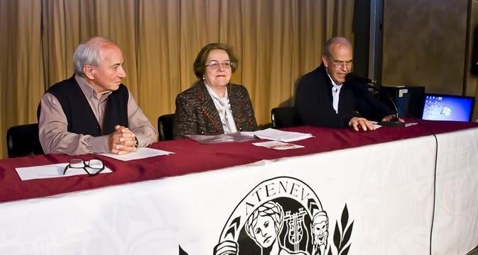 La Conferència de la Sra. Carme Brescó, Presidenta de Càritas Catalunya