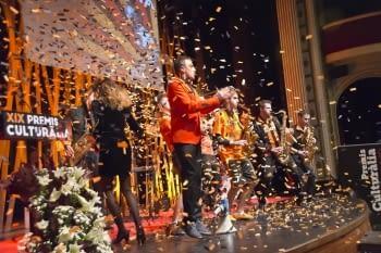 Presentació guardonats als XX Premis Culturàlia 2017