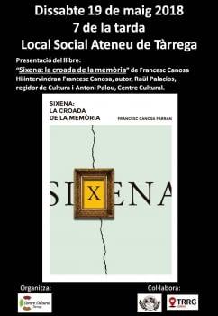 Presentació del llibre Sixena