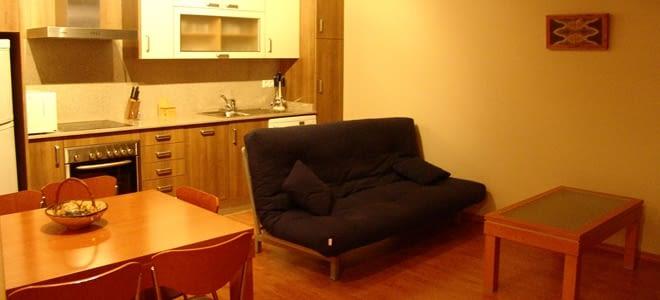 Apartament Barrambau (1)
