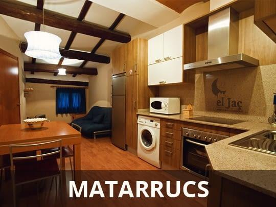 Apartament Matarrucs