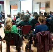 Engrunes participa en el V Seminari de Personal d'Acompanyament a la Inserció.
