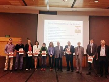 """RECONEIXEMENT """"Certificat Bronze"""" com entitats EMAS atorgat per la COMISSIÓ EUROPEA"""