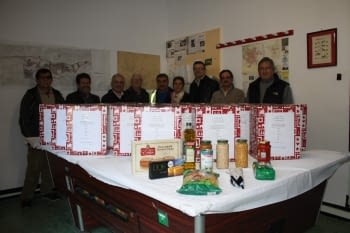 """Reconeixement del Grup   """"Sol-Aire"""" de Sant Cugat a Engrunes"""