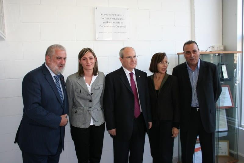 INAUGURACIÓ DE LA NOVA SEU SOCIAL DE LA FUNDACIÓ ENGRUNES