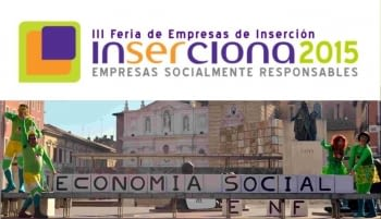 Engrunes, E.I., S.L.U., participa en la IIIª edición de la Feria de Empresas de Inserción, el 18 y 19 de Febrero a Zaragoza.