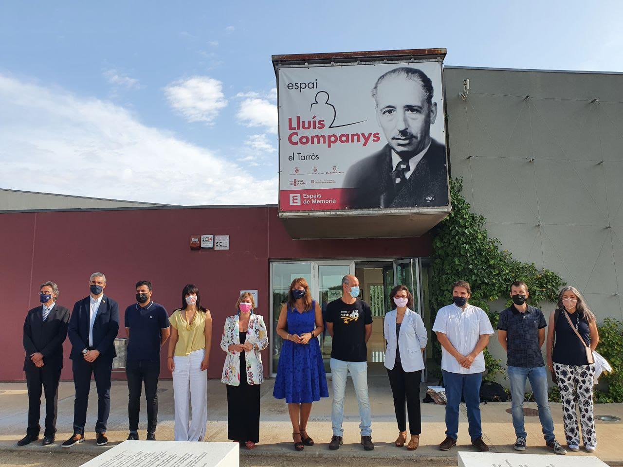 L'Espai Lluís Companys acull la primera reunió de la Mesa del Parlament del curs