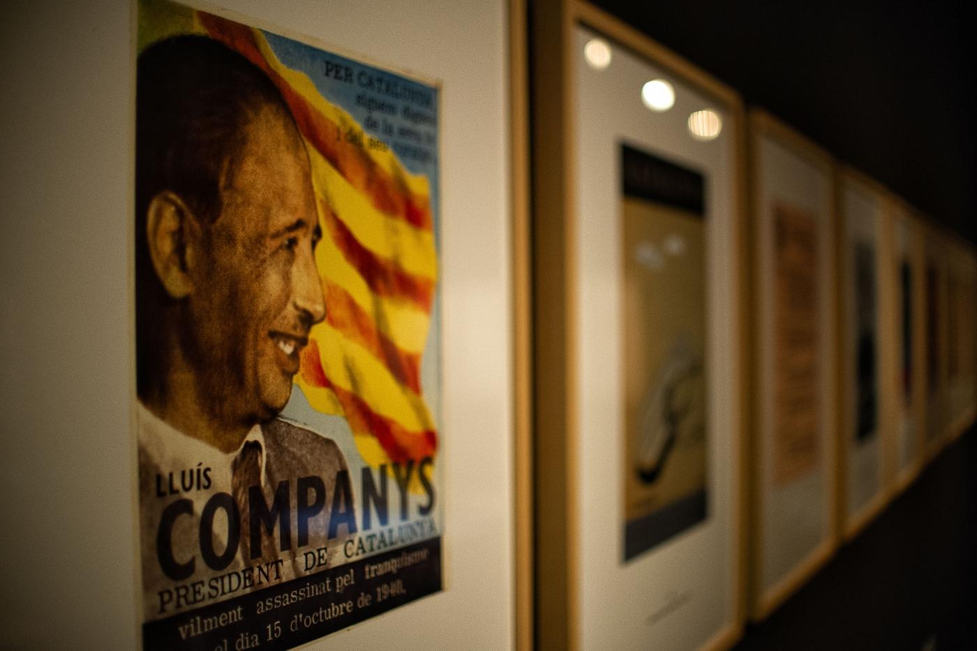 Exposició permanent cartells