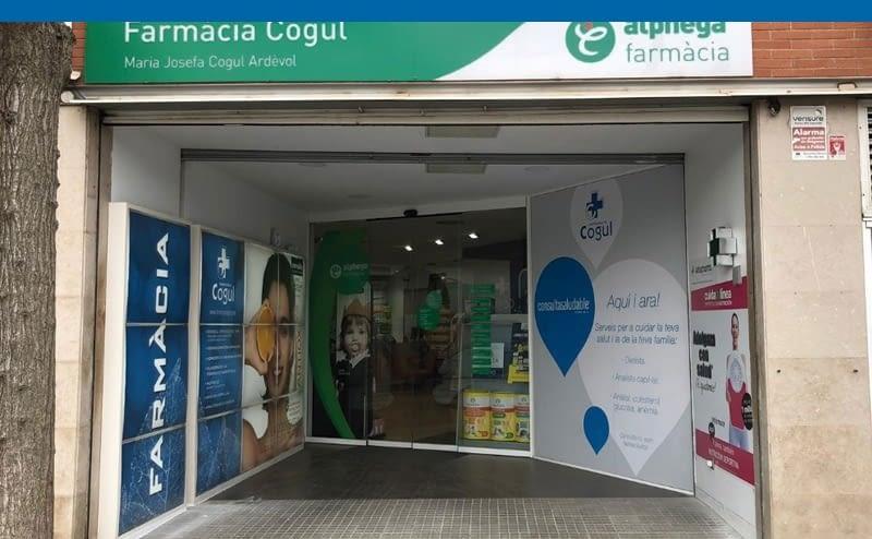 Farmacia Cogul Manresa