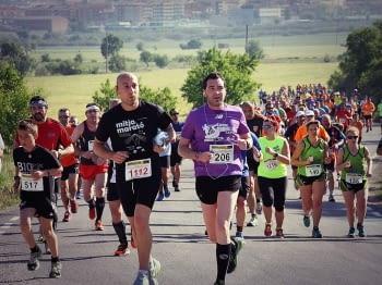 """Fotografia guanyadora de l'edició del 2013 del concurs """"Fes la foto, corre!""""."""