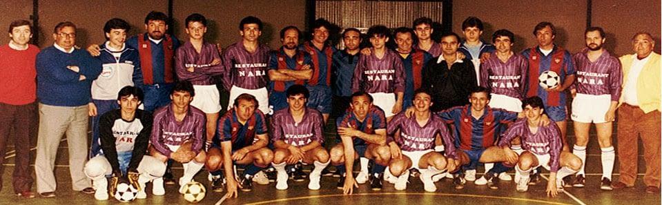historia futbol sala tarrega