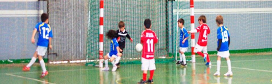 escola futbol sala