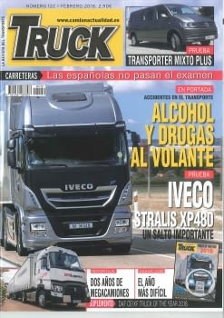 Revista Truck de febrer nº 122