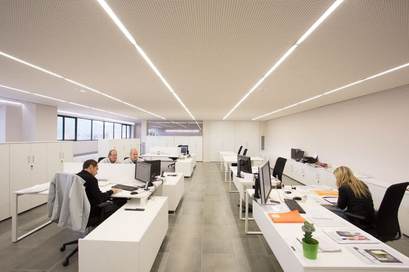 Oficinas Gente Mesas