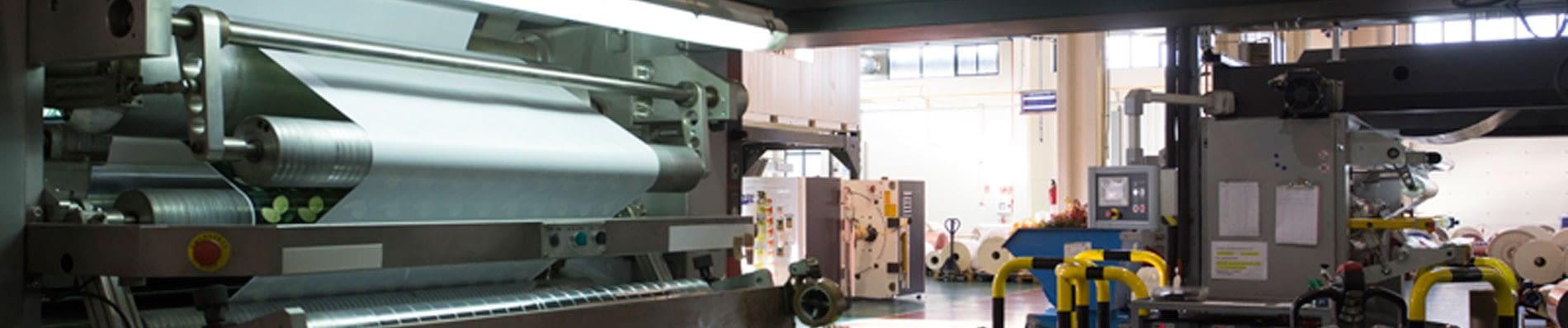 Impresora Producción 1