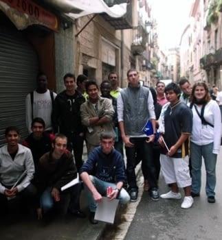 Colaboración con proyectos sociales