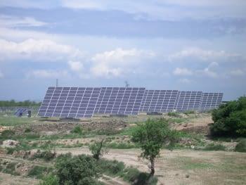 Parc fotovoltaic de Tàrrega