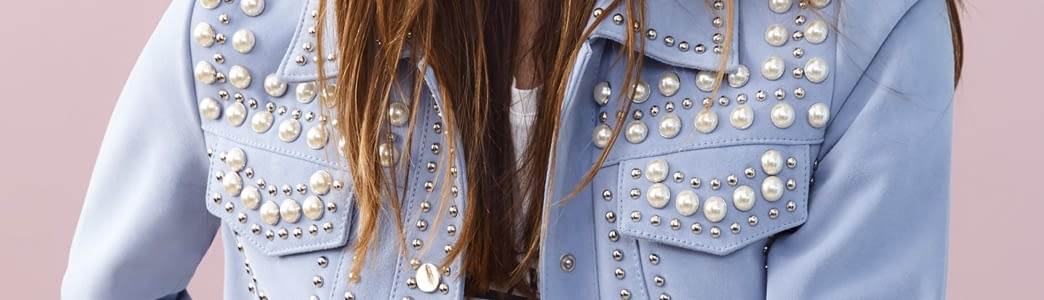 Pearls & rivets