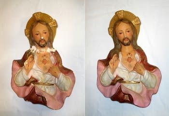 Restoration of a Sacred Heart