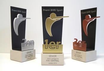 Bori Sport trophies