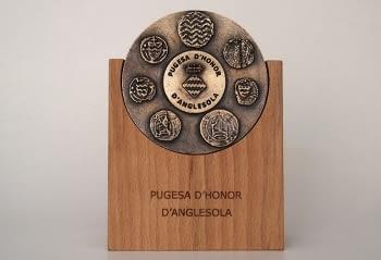 Pugesa d'Honor d'Anglesola