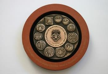 Medalla exposició numismàtica