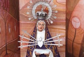 Virgen de los Dolores de Bellpuig