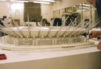 Projecte nou estadi de fútbol
