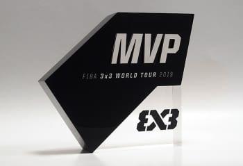Guardó FIBA 3X3 MVP