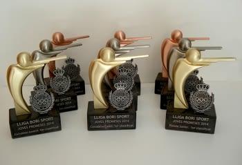BORI Sport League awards